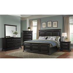 Calloway Queen Bedroom Set Dresser/MR NS- Hb-Fb CY600-QN Image