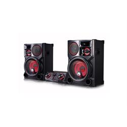 LG Hi-Fi System 3500W/Bluetooth/Auto Dj, BT and CD LGSPCCJ98 Image