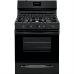 Black gas ,Sealed 5 Burners, 4.2 cu. ft,self clean FCRG3052AB Image