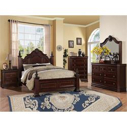 Charlotte Includes: Headboard and Footboard only B8300-QN-BED Image